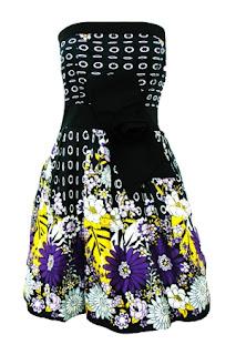 Vestiti corti estate 2012 donna