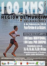 I 100 Kms REGIÓN DE MURCIA
