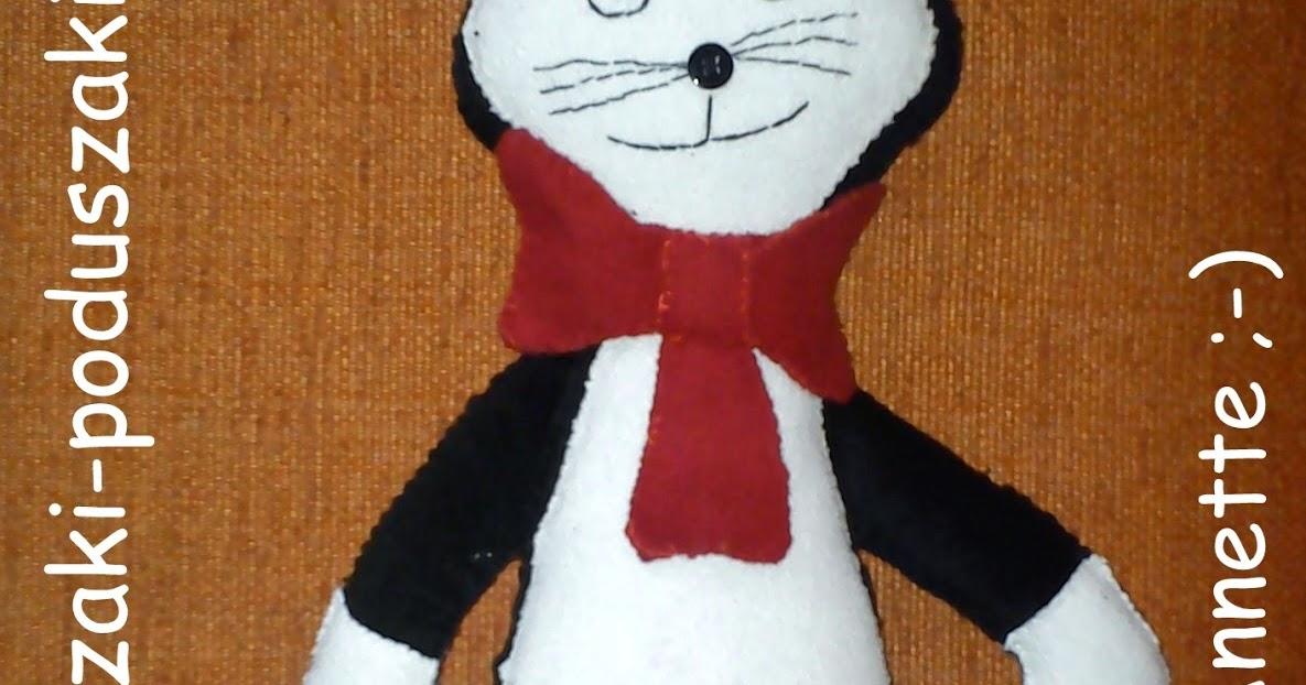 Pluszaki Poduszaki Maskotki Brzydotki Czwarty Kot Za Płot