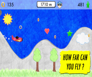 Super Plane Rush.