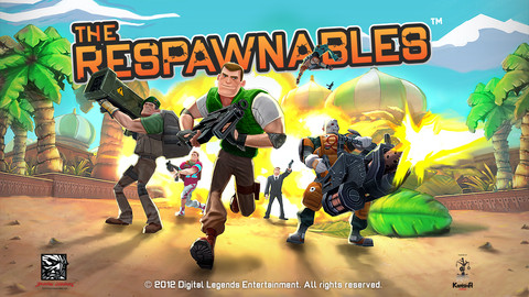 Download The Respawnables Hack Unlimited Cash and Golds