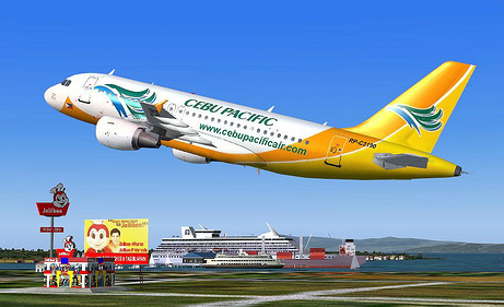 cebu pacific wifi on air