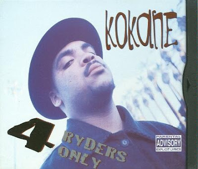 Kokane – 4 Ryders Only (CDS) (1996) (320 kbps)