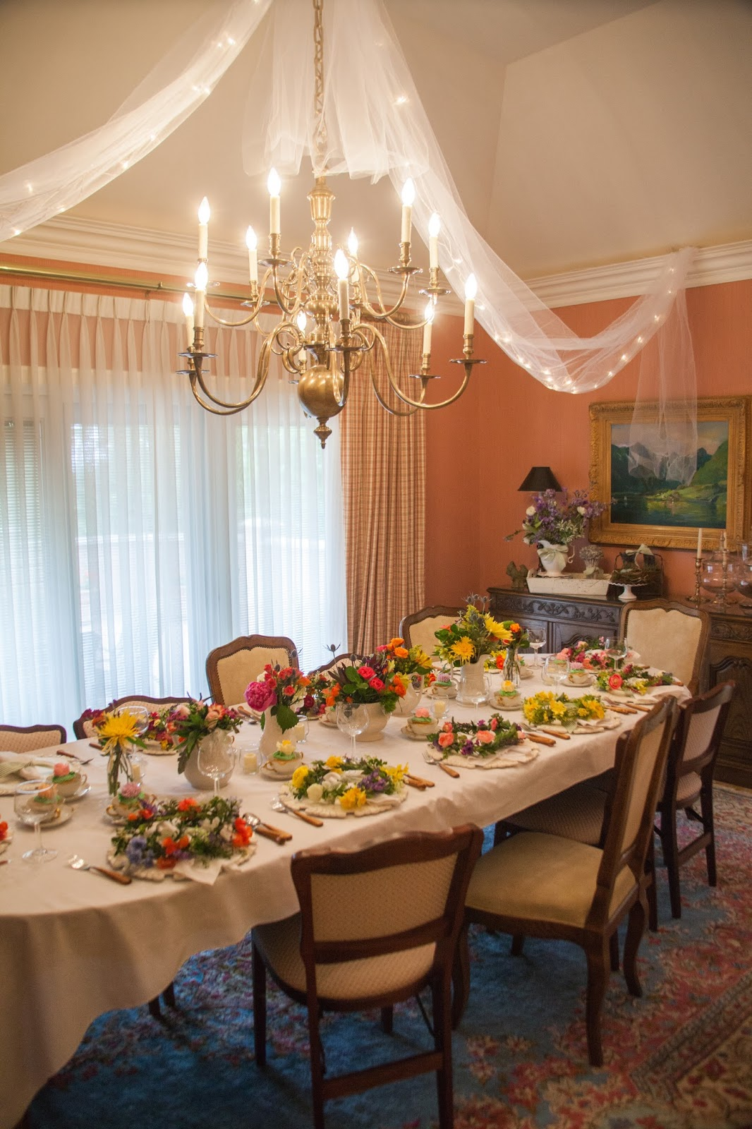 Here Are The Pictures Of The Decor: