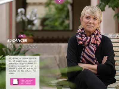 mujeres con cáncer