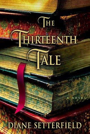 Best Bibliomystery Books List The Thirteenth Tale by Diane Setterfield