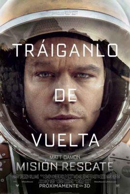 MISIÓN RESCATE (The Martian) (2015) Ver Online - Español latino
