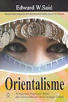toko buku rahma: buku ORIENTALISME, pengarang edward w said, penerbit pustaka pelajar