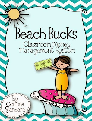 http://www.teacherspayteachers.com/Product/Beach-Bucks-Classroom-Money-System-603886