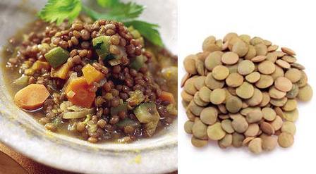 La vida en negrita yomequieroyomecuido 12 13 12 for Cocinar lentejas con verduras