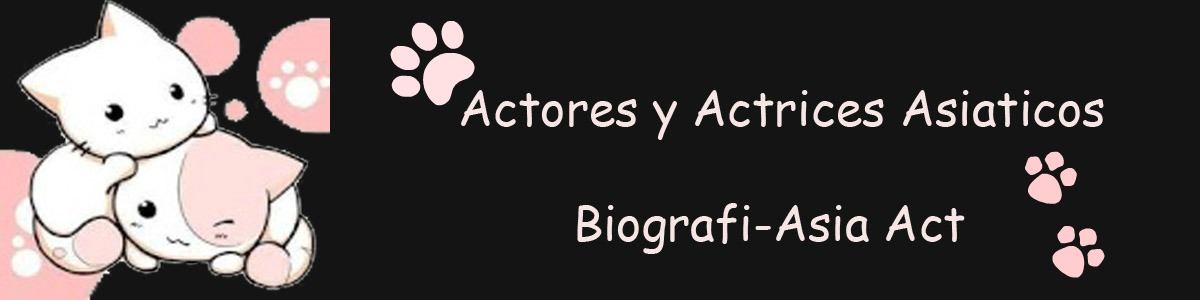 Actores y Actrices,Coreanos,Japoneses,Taiwaneses,Tailandeses