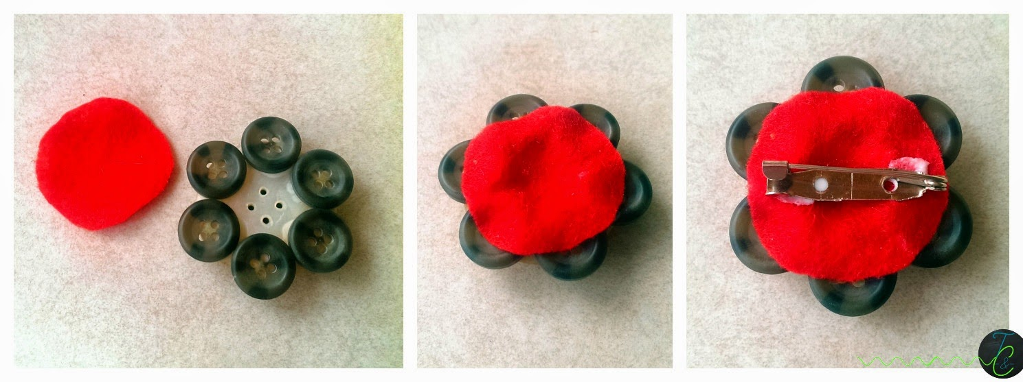 Flores de Botones