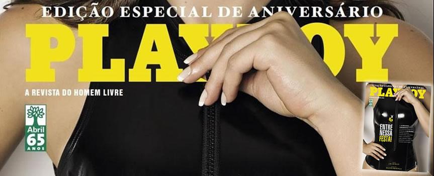 Playboy Agosto – Aniversário 40 anos