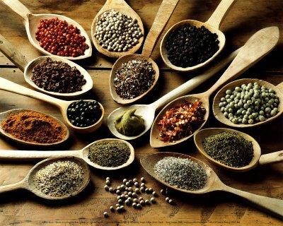 Comida mexicana un toque de hierbas y especias - Especias para la cocina ...