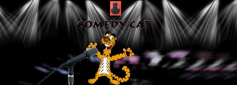 Comedy Cat