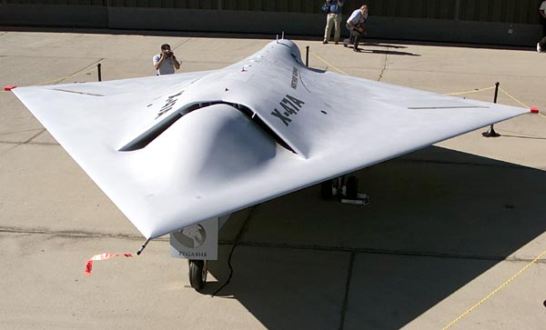 X-47 Pegasus Unmanned Combat Air Vehicle