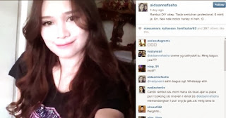 VIDEO DI YOUTUBE AKSI MENGGODA NOORAIDA CECAH 100 000 HITS