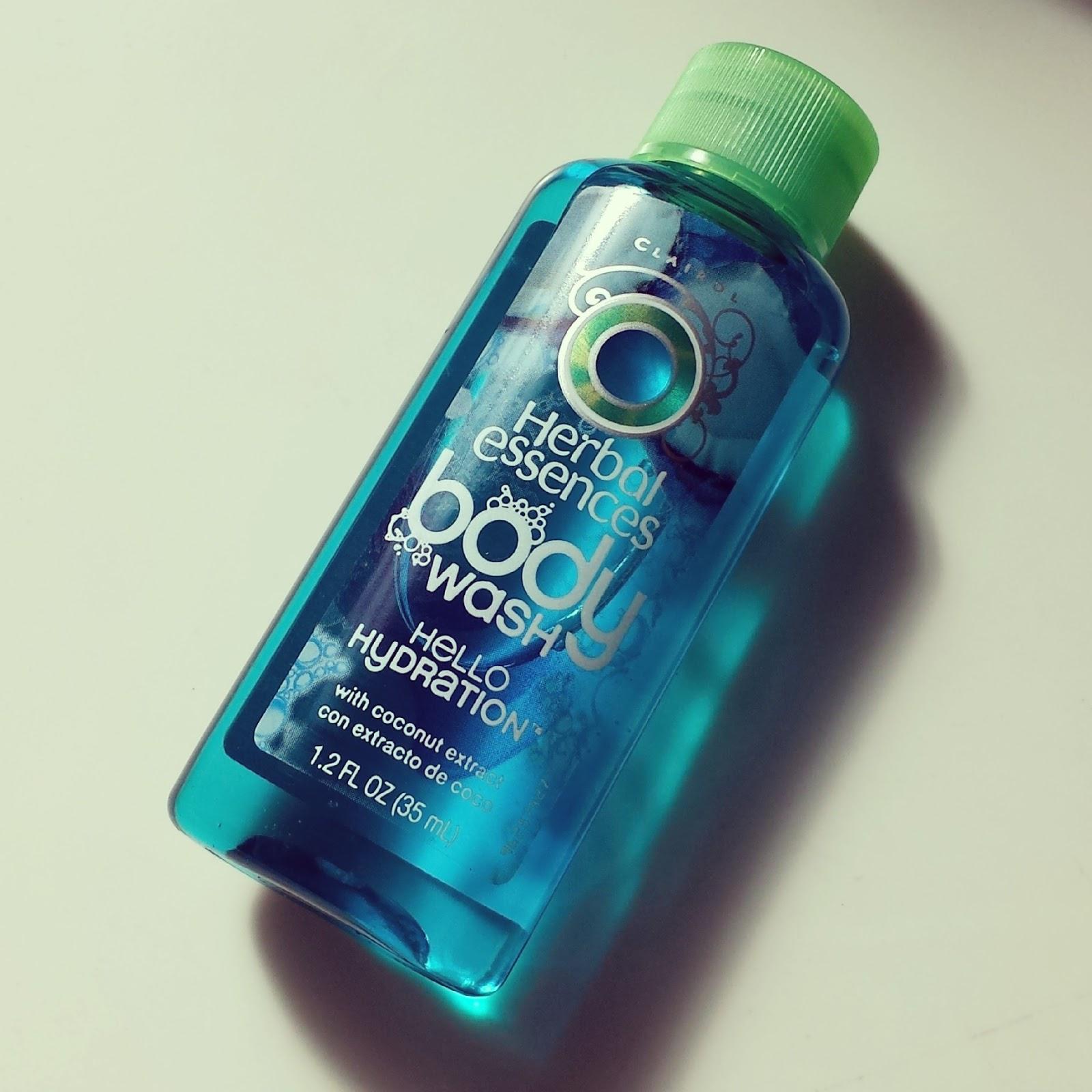 Sample Saturday: Herbal Essences Hello Hydration Body Wash | Aquaheart