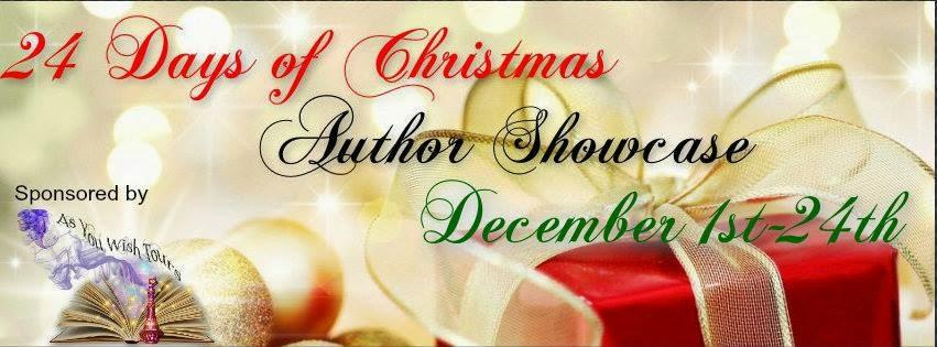 24 days of christmas author showcase