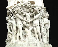 Lilith ii seduce pe Adam si Eva