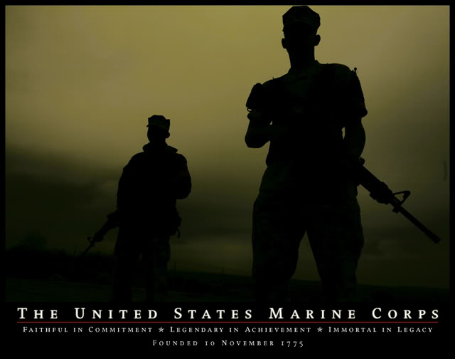 Marine Corps Motivational Poster And Quote | Semper Fi Parents