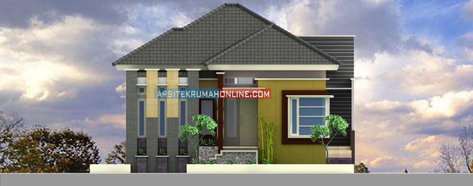 desain rumah type 130
