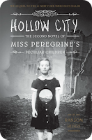 ransom riggs, hollow city, sélection lectures
