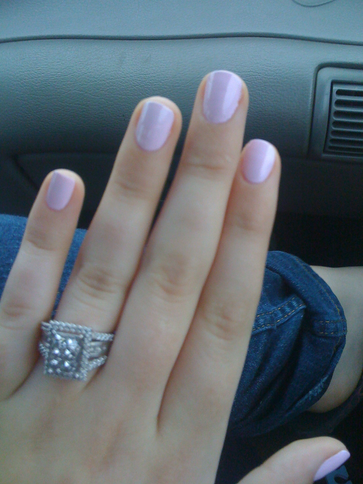 This Is Essie Nail Polish In The Color Fiji
