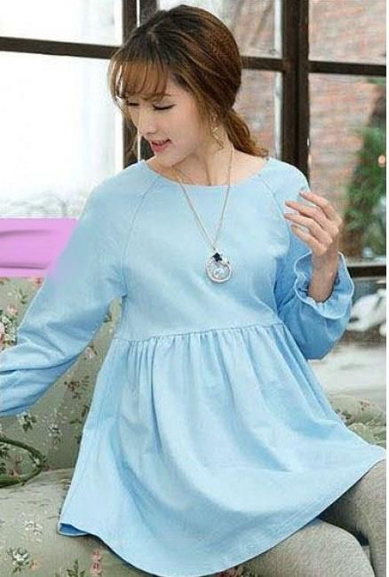 Halwa attire, maternity attire, baju mengandung terkini, maternity blouse