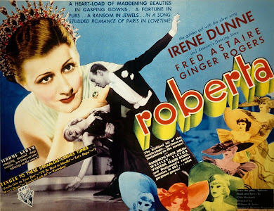 Cartel de Roberta 1935