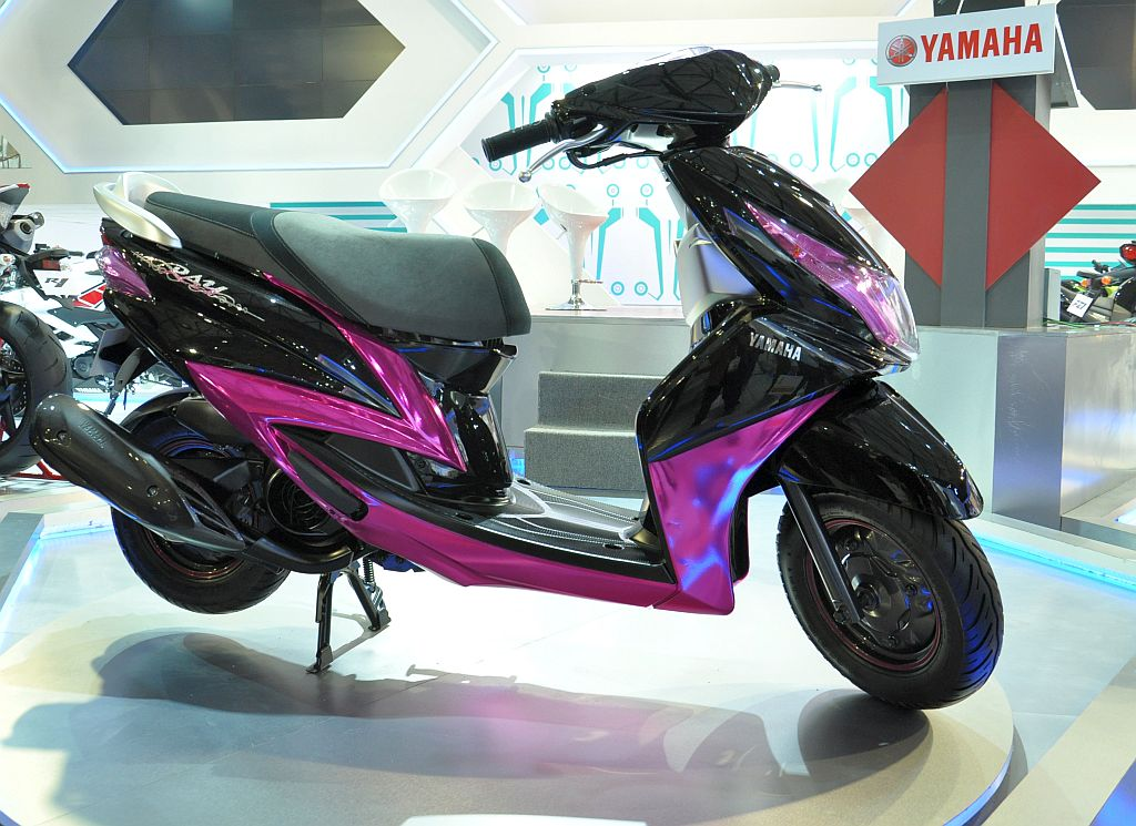 New Yamaha Scooty Autos Post