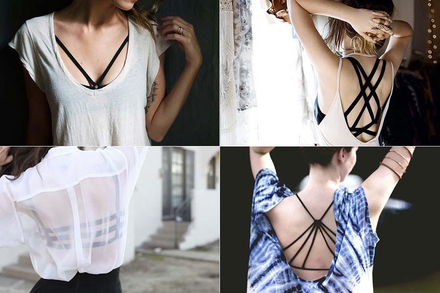 Strappy bra | Ally Arruda Blog