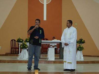Marcelo  e Pe. Ernesto