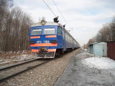 Ir gratis en los trenes moscovitas Free trains Moscow