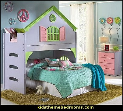 Decorating theme bedrooms maries manor theme beds for Garden themed bedroom ideas