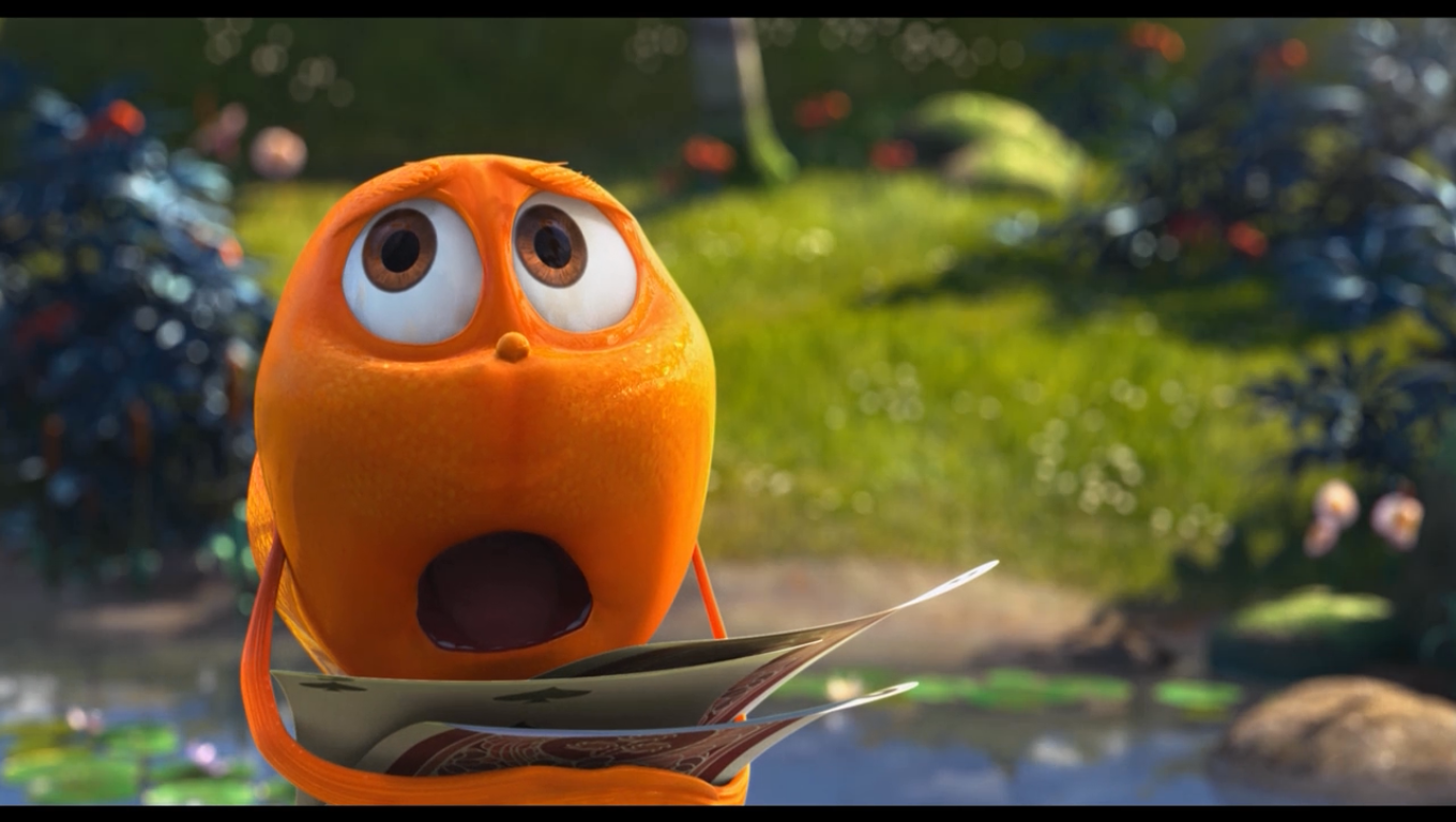 Movie the lorax 2012 adventures of me for Go fish film