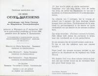Bidprentje Odiel Naessens