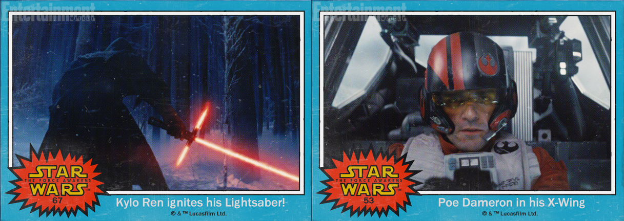 Star Wars: The Force Awakens - Character Names Revealed