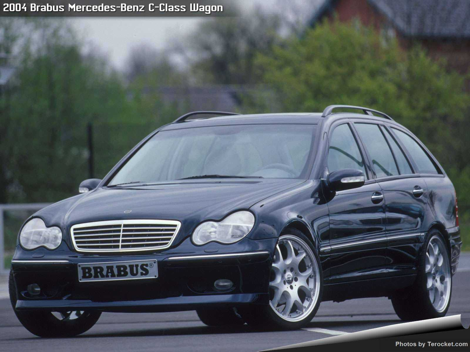 Hình ảnh xe ô tô Brabus Mercedes-Benz C-Class Wagon 2004 & nội ngoại thất