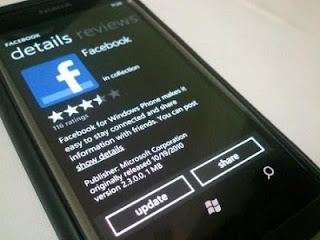 facebook español, facebook applications, facebook movil, facebook, microsoft, facebook windows phone,  windows phone, windows phone 8, windows phone store.