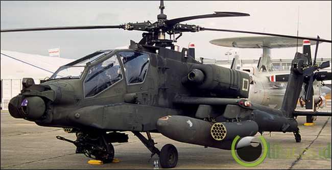 Heli AH-64D Apache Longbow