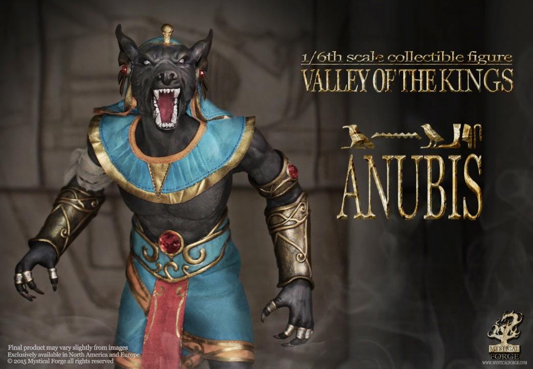 Anubis della Mystical Forge