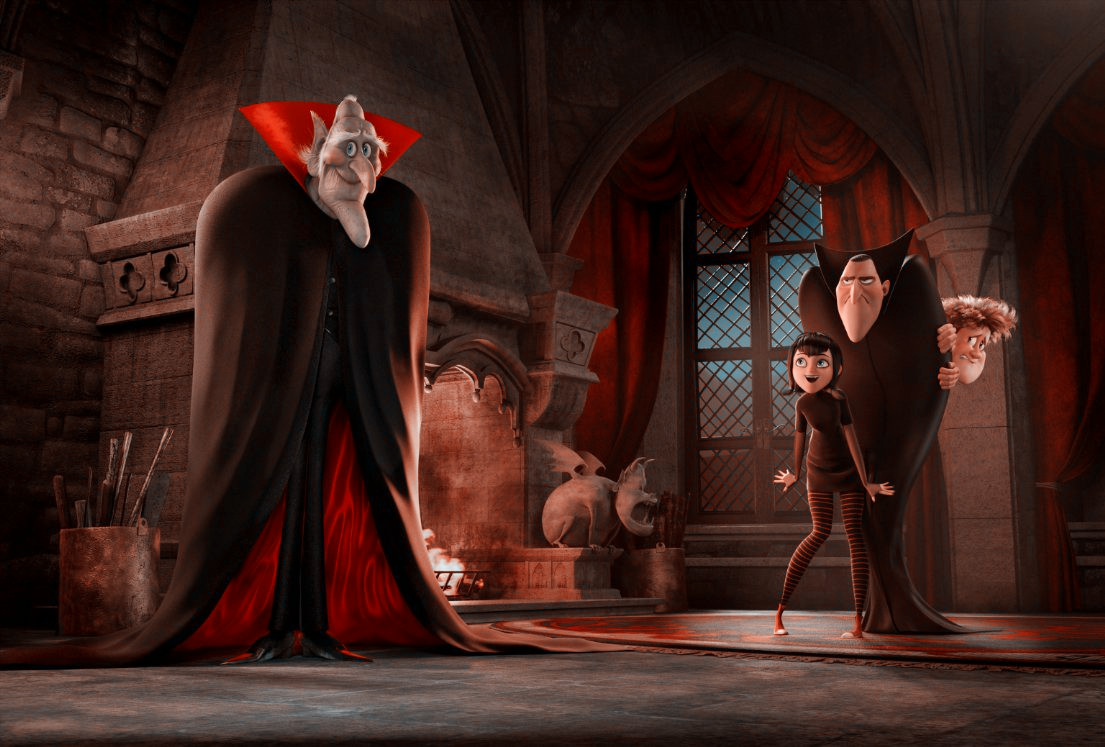 Sinopsis Film Hotel Transylvania 2 2015 (Adam Sandler, Selena Gomez)