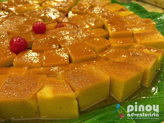 Desserts at Sea Breeze Cafe Boracay Regency