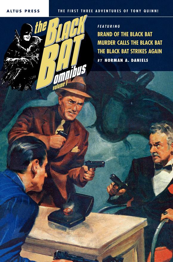 The Black Bat Omnibus V1