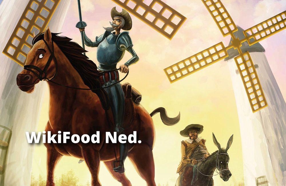 Wikifood Nederland-HM