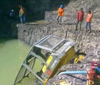 bulldozer accident