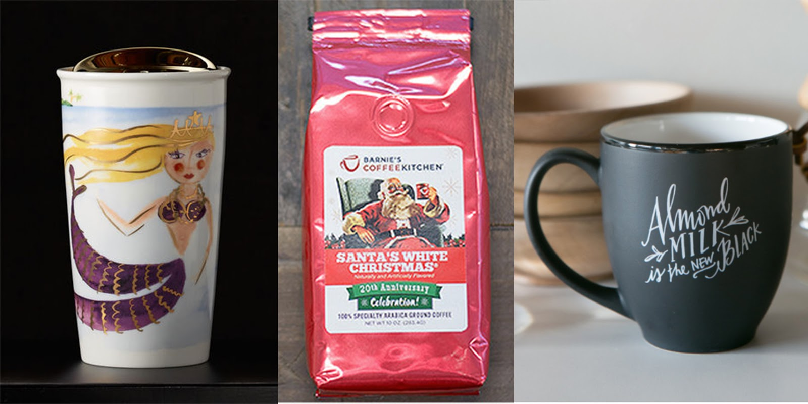 coffee coffee coffee my favorite starbucks travel mug santas white christmas