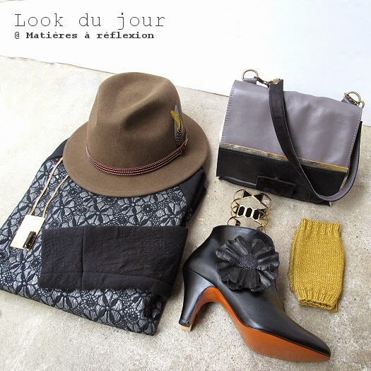 Look du jour : Patricia Blanchet, Eple & Melk, Charlotte Sometime and more !