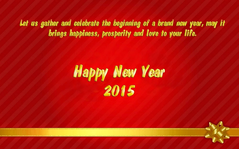 Beautiful Happy New Years Wishes 2015 Greeting Cards Images